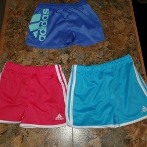 Adidas shorts lot